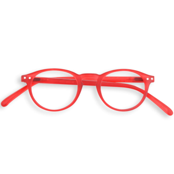 Let Me See #A Reading Glasses -Red