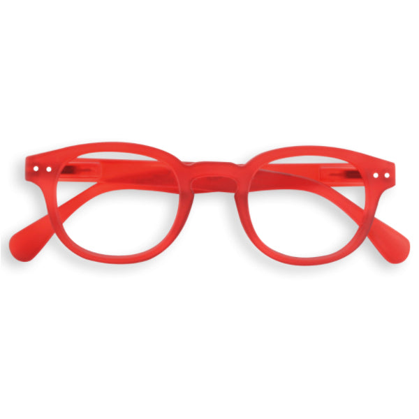 Let Me See #C Reading Glasses -Red