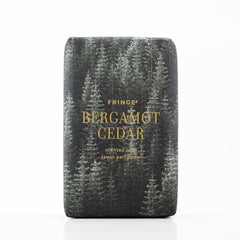 Green Forest- Bergamot Cedar Soap