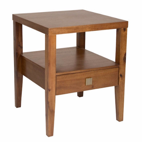 Hara Walnut Night Stand