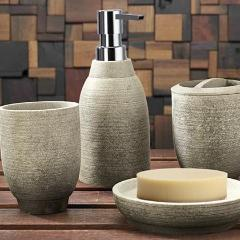 Sandstone Bath Accessories