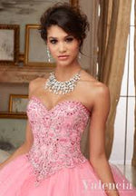 Quinceañera Dress by Morilee Valencia 60007