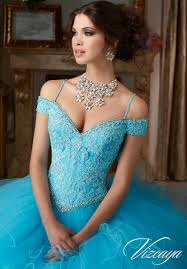 Quinceanera Dress by Morilee Vizcaya 89102