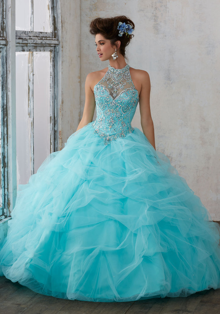 Quinceañera Dress by Morilee Vizcaya 89122