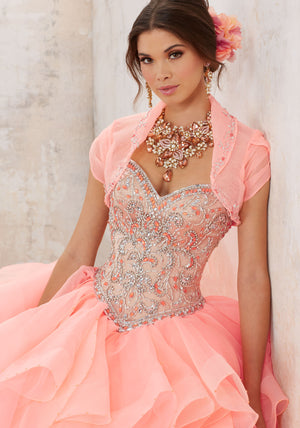 Quinceanera Dress by Morilee Vizcaya 89126