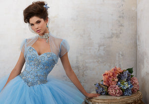 Quinceanera Dress by Morilee Vizcaya 89130