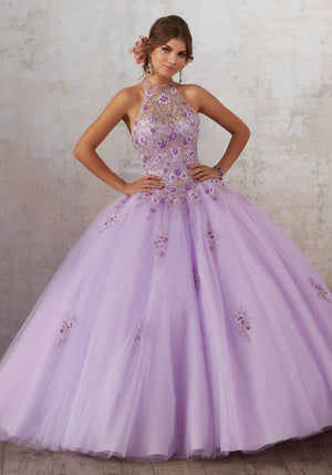 Quinceanera Dress by Morilee Vizcaya 89134