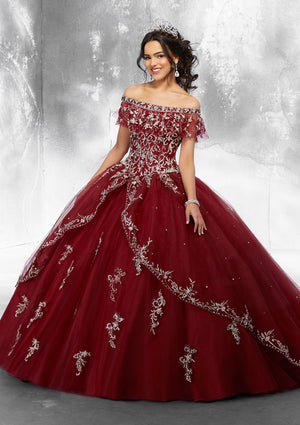 Quinceanera Dress by Morilee Vizcaya 89181