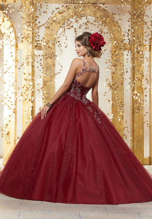 Quinceanera Dress by Morilee Vizcaya 89223