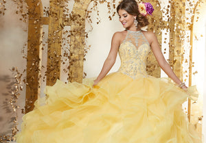 Quinceanera Dress by Morilee Vizcaya 89230