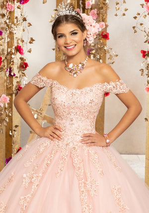 Quinceanera Dress by Morilee Vizcaya 89231