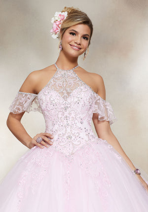 Quinceanera Dress by Morilee Vizcaya 89234
