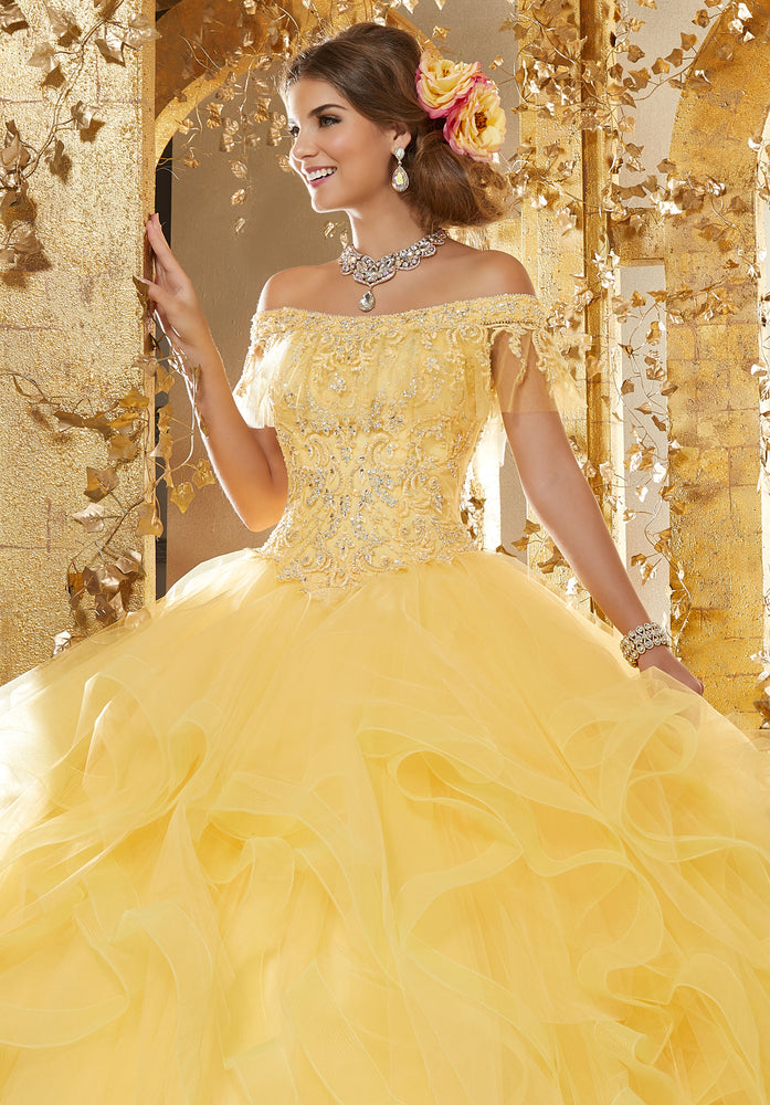 Quinceanera Dress by Morilee Vizcaya 89237