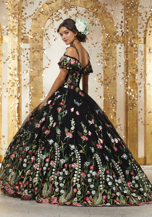 Quinceanera Dress by Morilee Vizcaya 89238