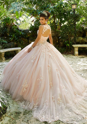 Quinceanera Dress by Morilee Vizcaya 89244
