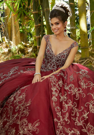 Quinceanera Dress by Morilee Vizcaya 89245