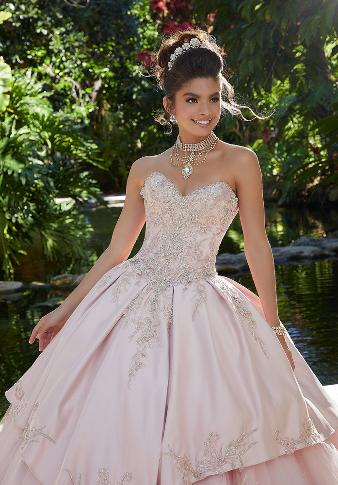 Quinceanera Dress by Morilee Vizcaya 89248