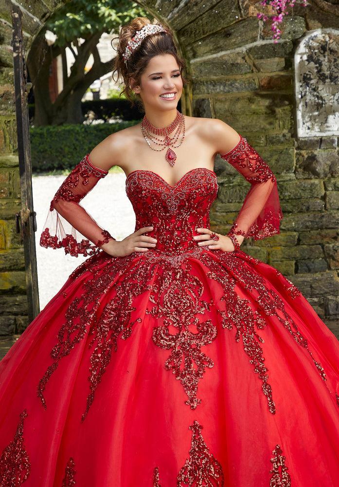 Quinceanera Dress by Morilee Vizcaya 89255