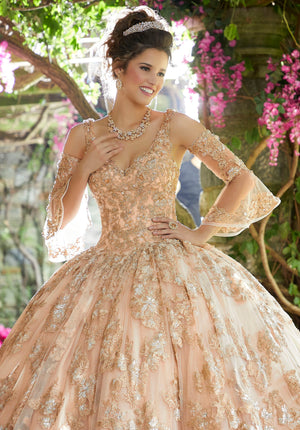 Quinceanera Dress by Morilee Vizcaya 89261