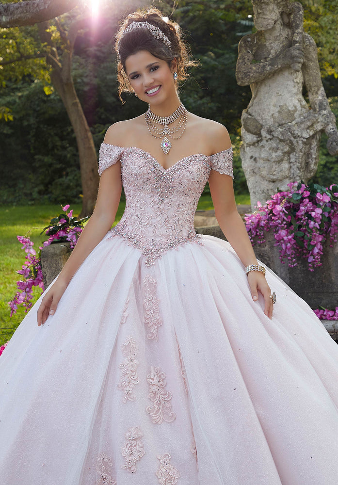 Quinceanera Dress by Morilee Vizcaya 89263
