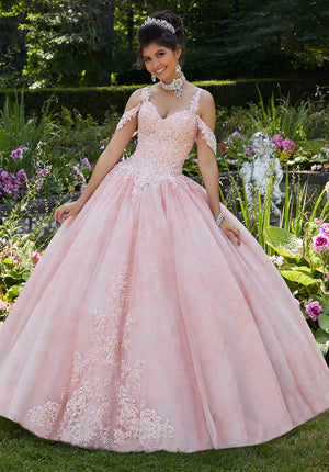 Quinceanera Dress by Morilee Vizcaya 89265