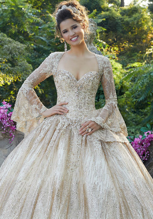Quinceanera Dress by Morilee Vizcaya 89268