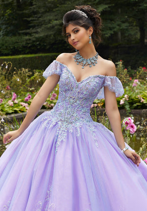 Quinceanera Dress by Morilee  Vizcaya 89271