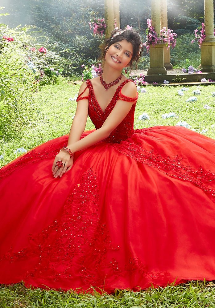 Quinceanera Dress by Morilee Vizcaya 89274