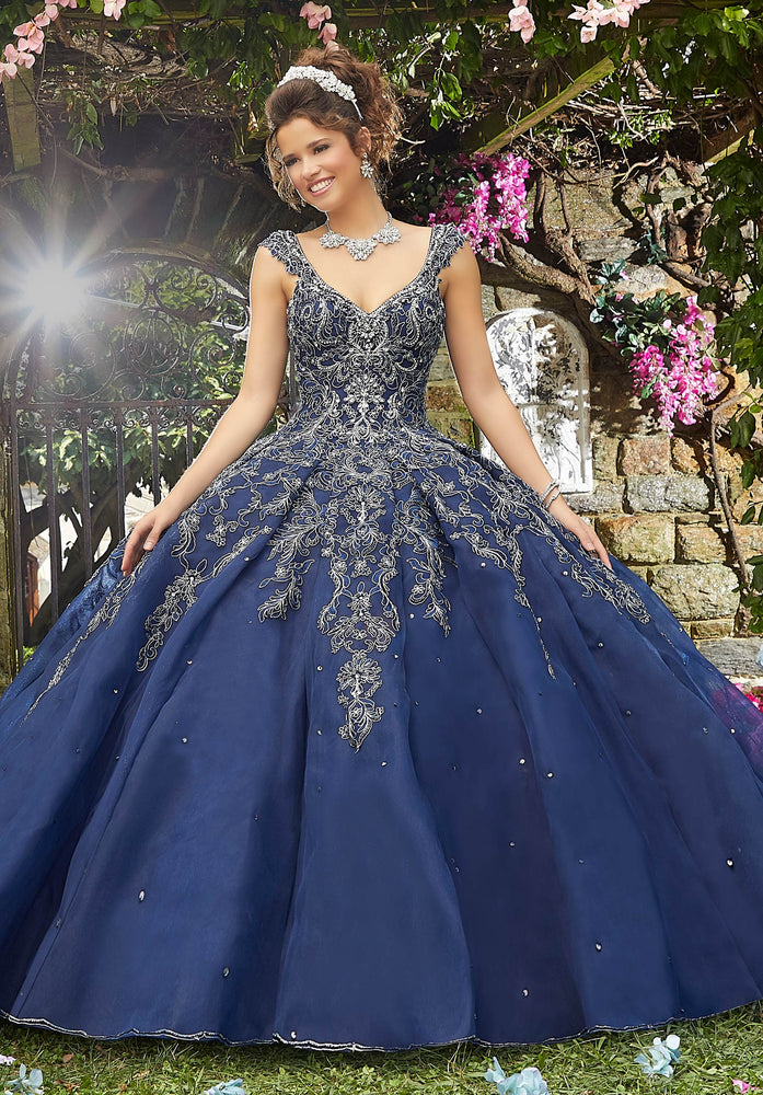 Quinceanera Dress by Morilee Vizcaya 89277