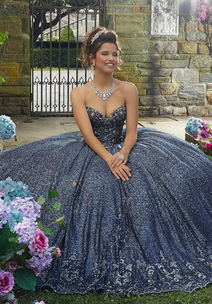 Quinceanera Dress by Morilee Vizcaya 89278