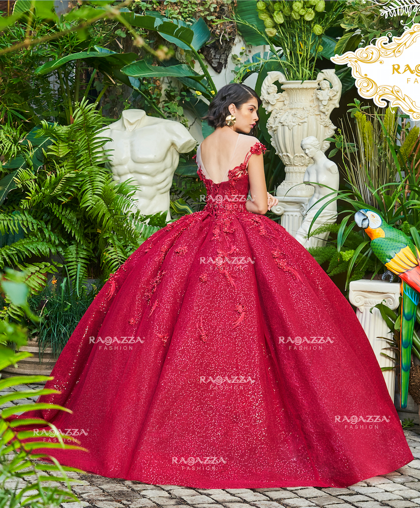 Quinceanera Dress by Ragazza DV22-522