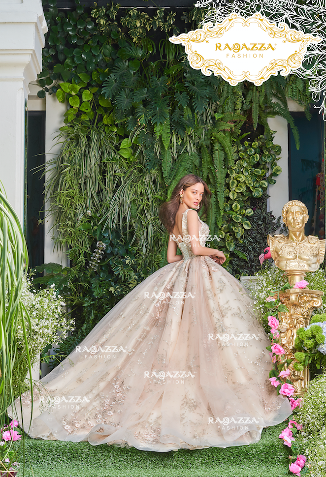 Quinceanera Dress by Ragazza DV26-526