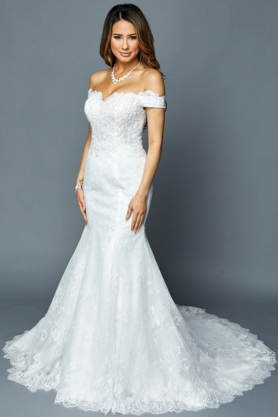 Wedding Dress 398W