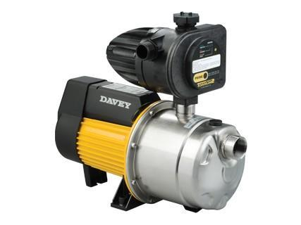 Davey Water Products pressure pumps Davey HS60-08T 0.76kW Pressure Pump Fitted With Torrium2 Automatic Controller