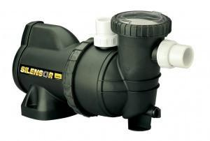 Davey Water Products Swimming Pool Pumps Davey Silensor SLS200 Swimming pool pump 1.0HP