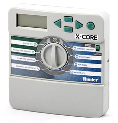 Hunter Irrigation Hunter X-Core 4 Station Indoor Controller