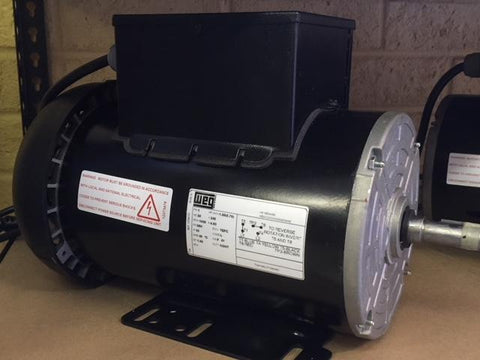 Weg Electric Motors WEG General Purpose Single Phase Electric Motor TEFC IP54