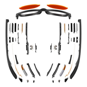 ZUNGLE V2 - Bluetooth Headphone Sunglasses