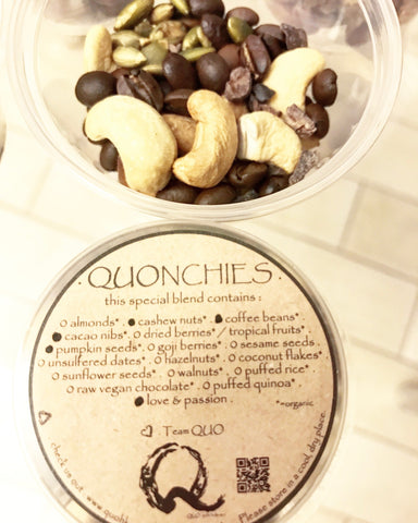 QUOnchies ingredients