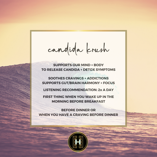 candida krush ENERGY FREQUENCY