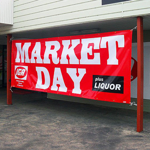 Banner - Everyday Vinyl Matte (Indoor/Outdoor)