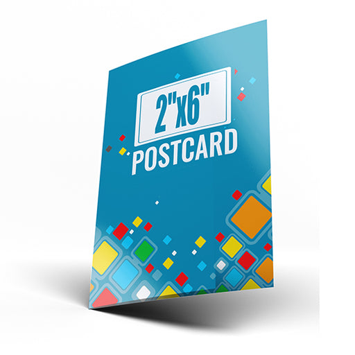 "2""x6"" Postcards (Chicago Local Pickup Available)"
