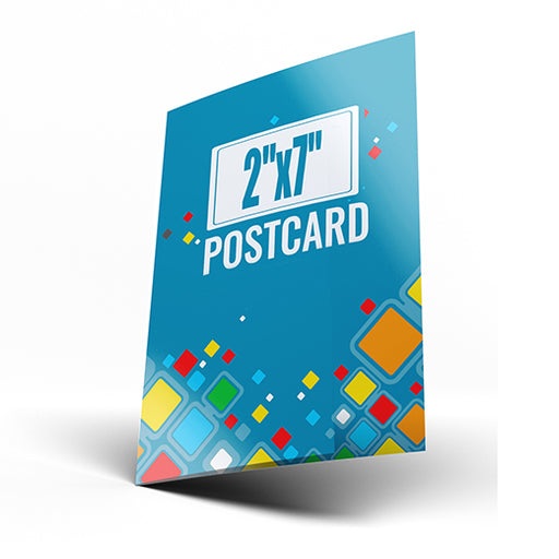 "2""x7"" Postcards (Chicago Local Pickup Available)"