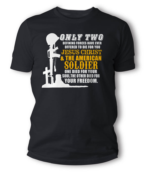 ARMY and JESUS Shirt