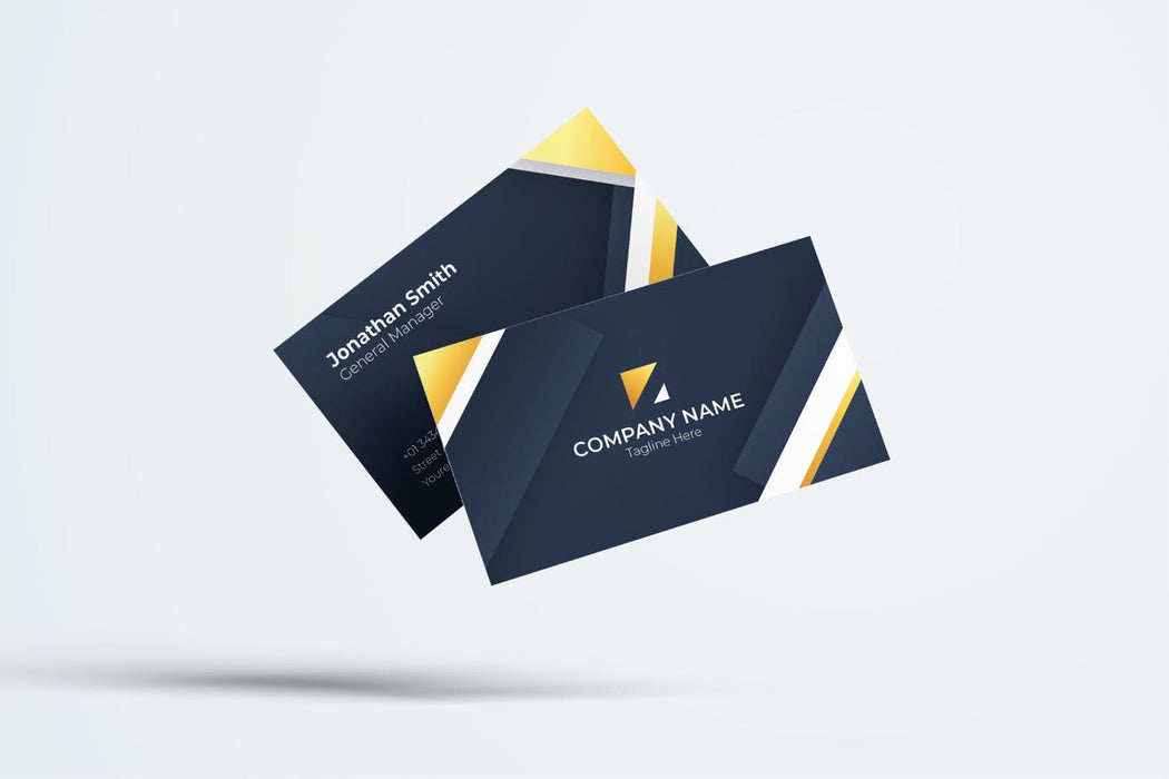 DFY BC 40 - Elevated Business Card Design