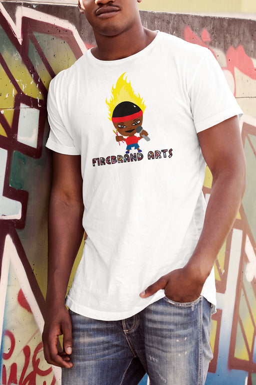 FireBoy DTG HD Full Color Tee Shirt