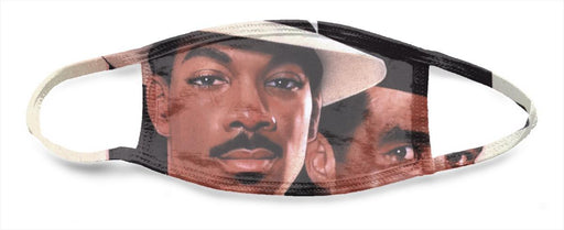 Harlem Nights Eddie Murphy Richard Pryor Poster - All Over Face Mask