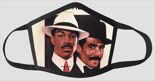 Harlem Nights Eddie Murphy Richard Pryor Poster - Face Mask
