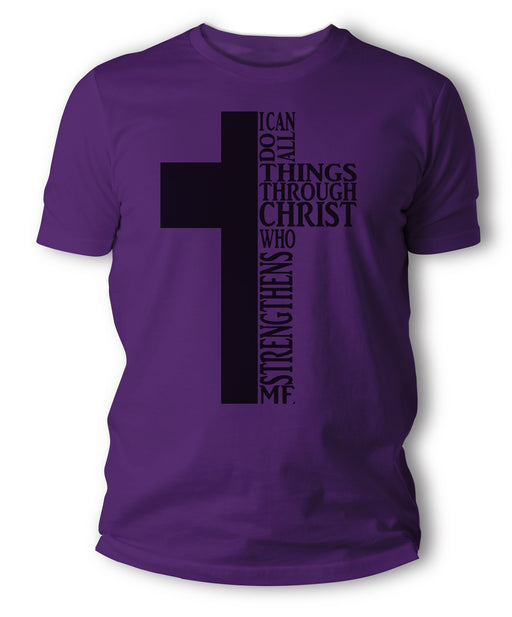 I Can Do All Things Cross T-Shirt