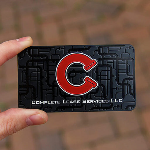 Full Color Metal Business Cards